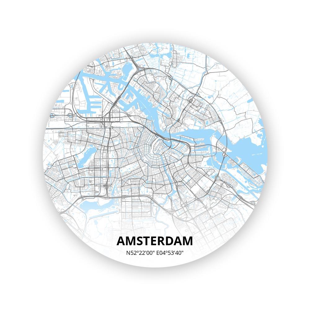 Cirkel Poster van Amsterdam